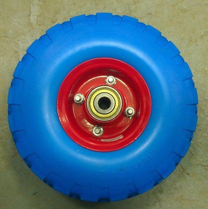 Как сделать колёса для тачки 568